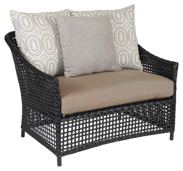 Platinum Cuddle Chair