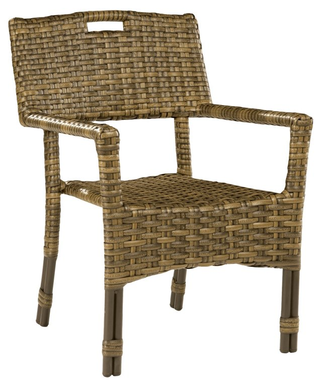 Cameroon Stackable Dining Armchair