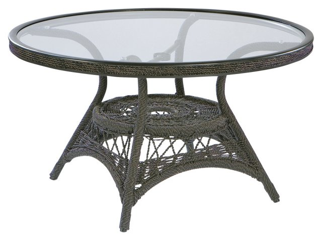 Harbor Breeze Cocktail Table w/ Glass