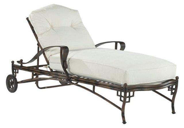 Shangri-La Chaise