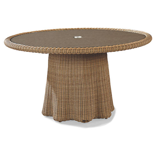 """Crespi 54"""" Round Dining Table"""