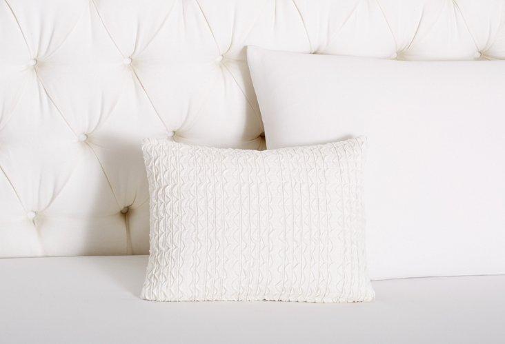 Irregular Fold Pillow