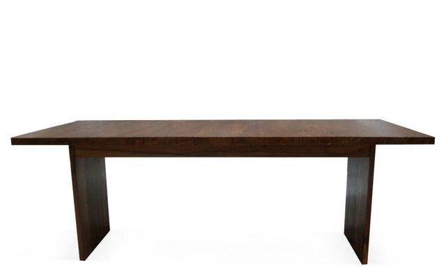 """Modern 84"""" Farmhouse Table"""