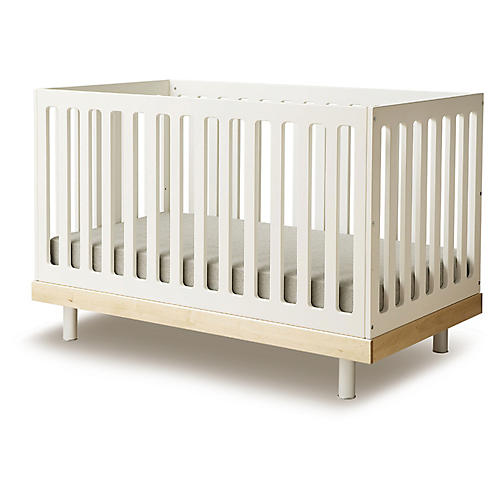 Classic Crib, Natural