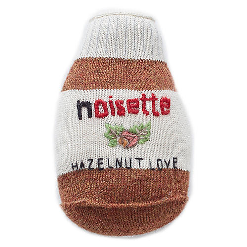 Noisette Jar Plush Toy, Hazelnut/Multi