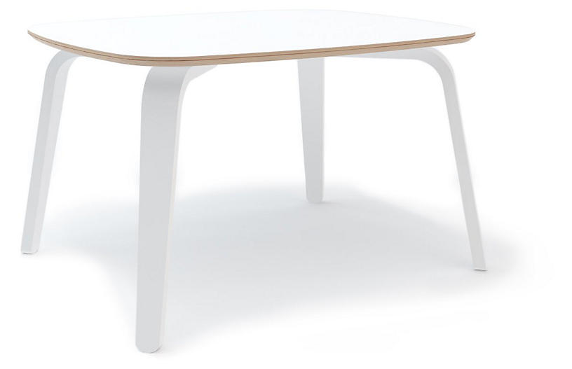 Play Coffee Table, White