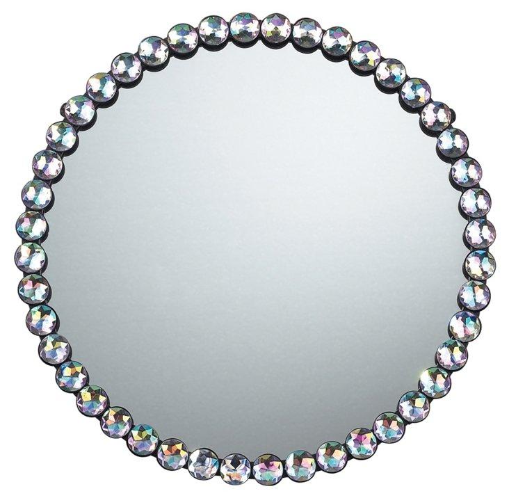 Corsica Accent Mirror, Clear
