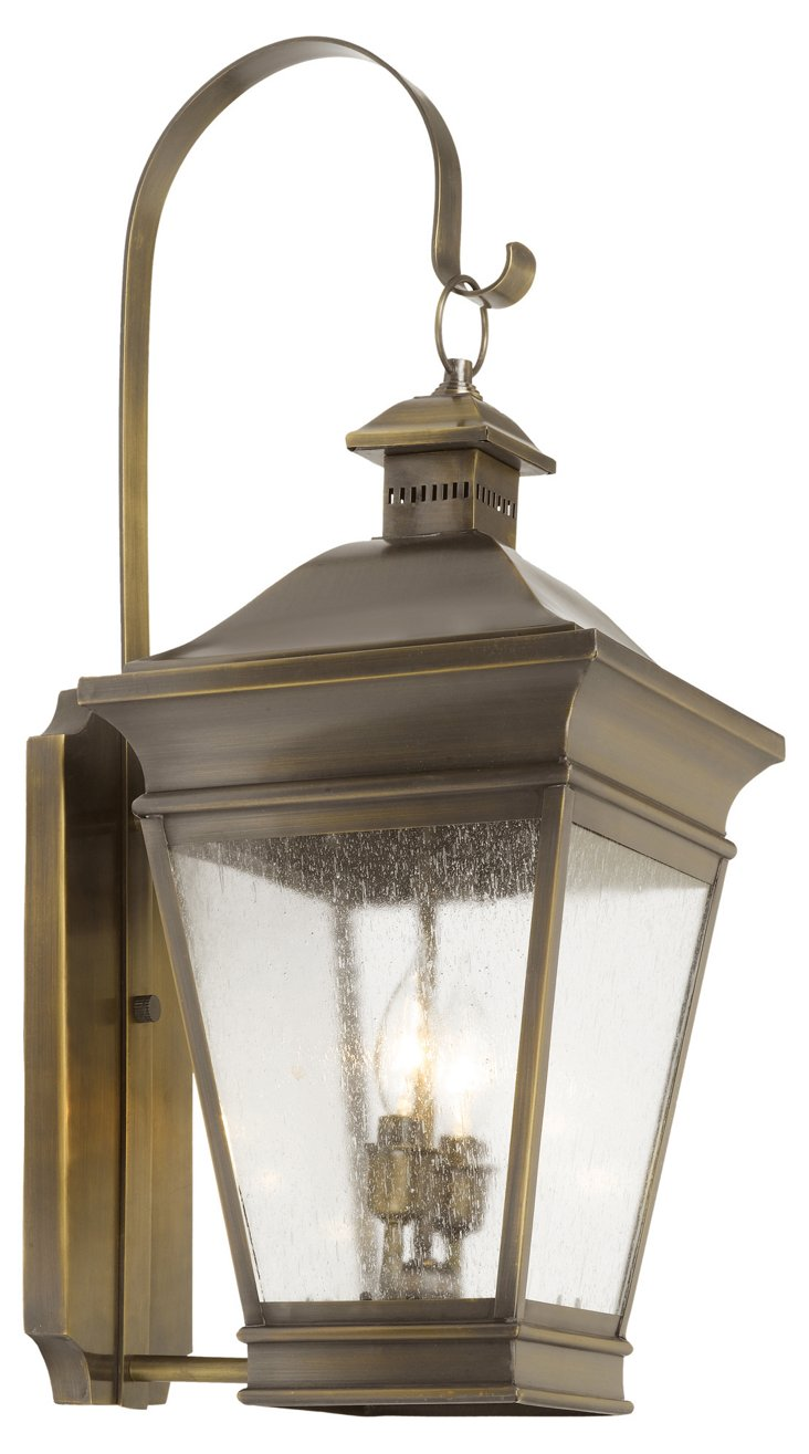 Reynolds 2-Light Wall Lantern, Medium