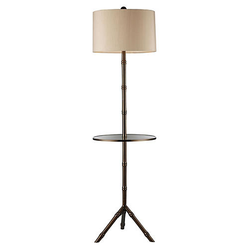 Stanton Floor Lamp, Dunbrook