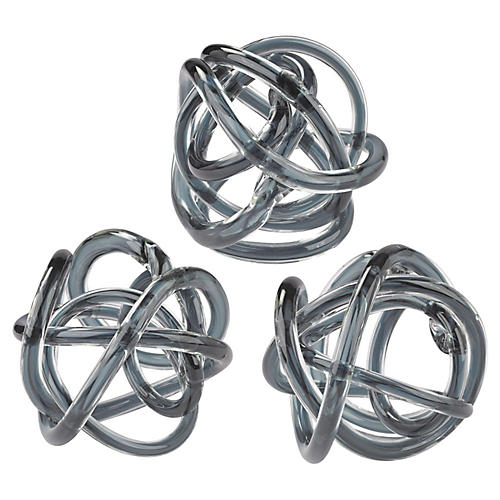 S/3 Knot Geodesic Objects, Gray