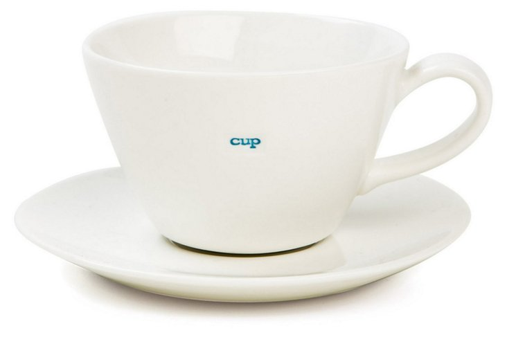 S/2 Cups and Saucers, 'Cup'