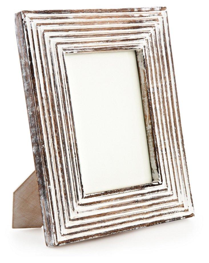 Fundo Wood Photo Frame, 5x7