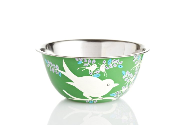 S/4 Eva Bowls, Green