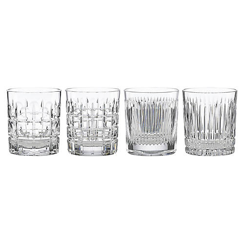 S/4 O'Brien DOF Glasses, Clear