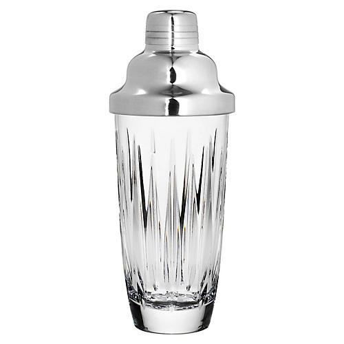 Soho Cocktail Shaker, Clear