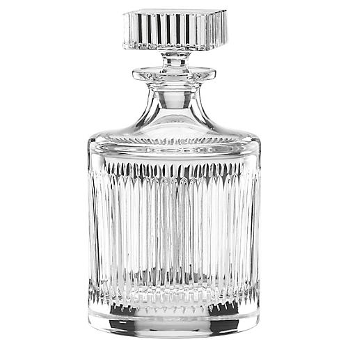 O'Brien Hanson Decanter, Clear