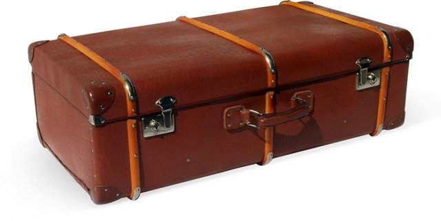 Chesney British Travel Trunk, C. 1940