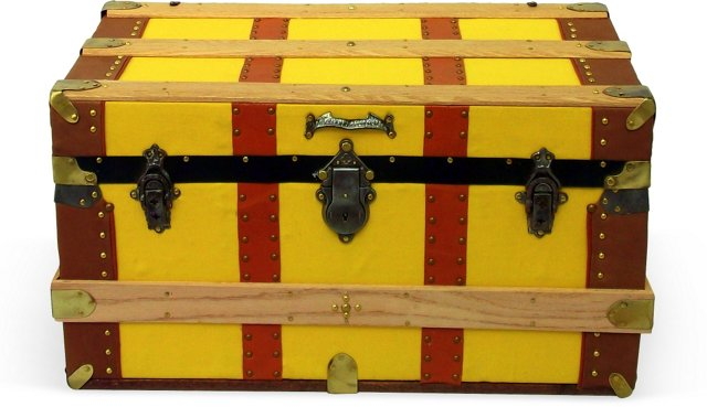 Donovan Medium Cabin Trunk, C. 1885
