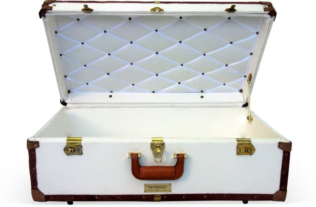 Louis Personal Suitcase Trunk