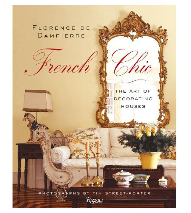French Chic: Art of Decorating Houses