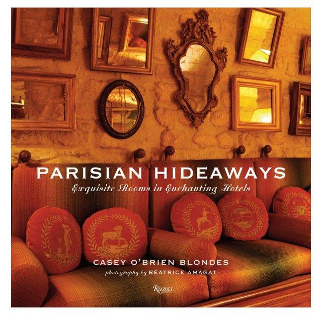 Parisian Hideaways: Exquisite Rooms