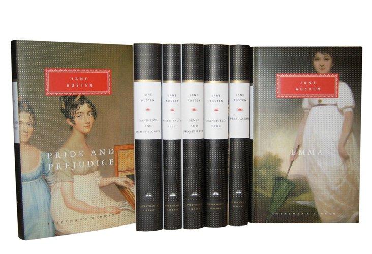 7-Volume Jane Austen Gift Set
