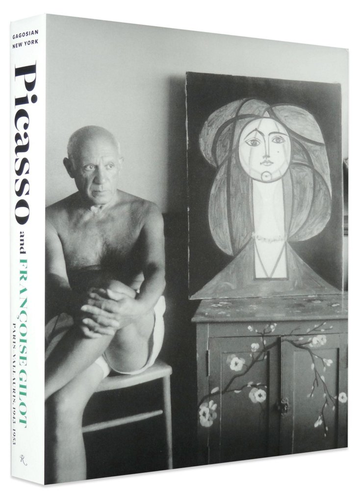 Picasso and Françoise Gilot