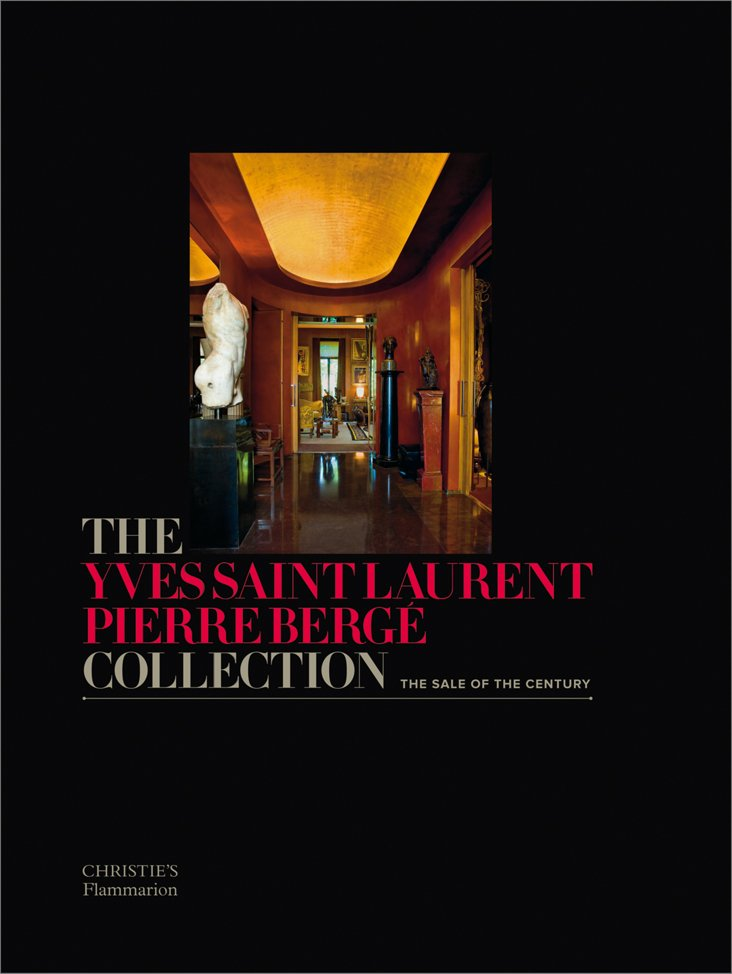 The YSL Pierre Berge Collection