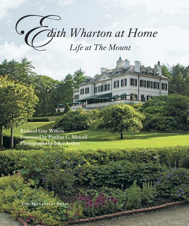 Edith Wharton at Home, Signed
