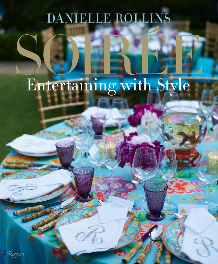 Soiree: Entertaining with Style, Signed