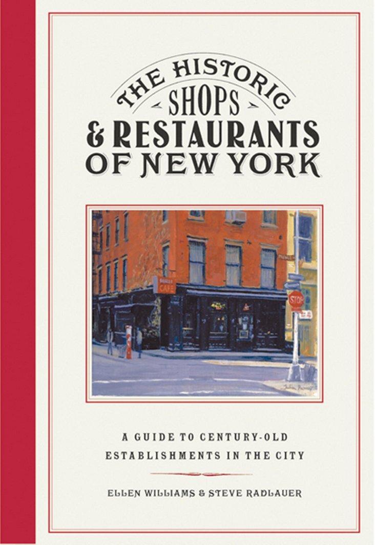 Historic Shops & Restaurants of New York