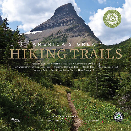 America's Great Hiking Trails Book
