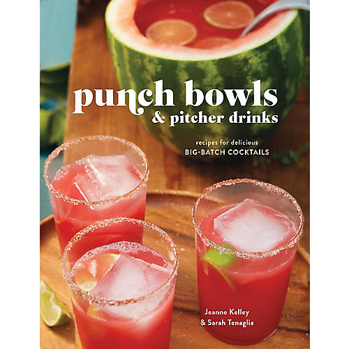 Punch Bowls And Pitcher Drinks
