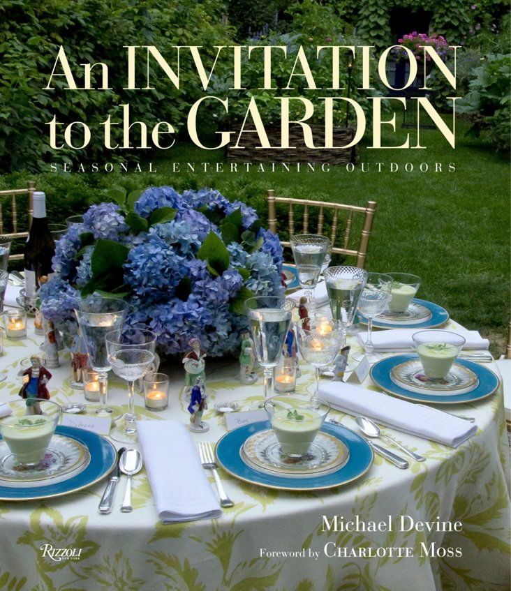 An Invitation to the Garden, Signed