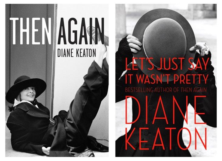 Diane Keaton Memoirs, Signed