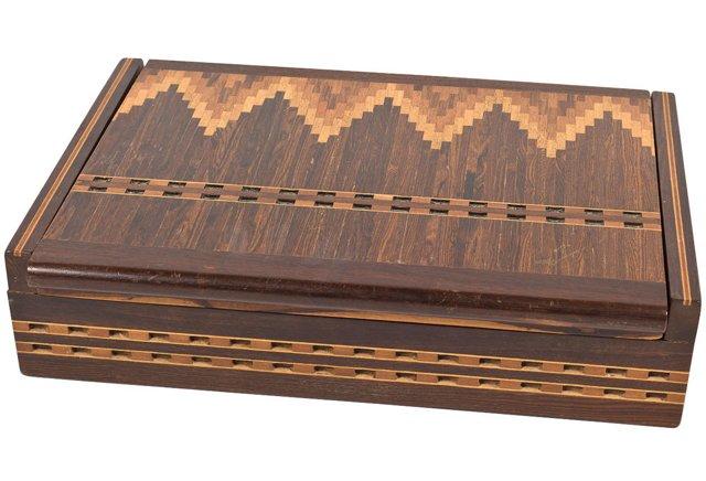 Don Shoemaker Handmade Box