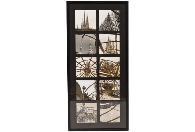 Watts Towers Series, Set of 8