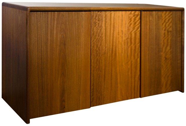 Gerald McCabe 3-Door Shedua Cabinet