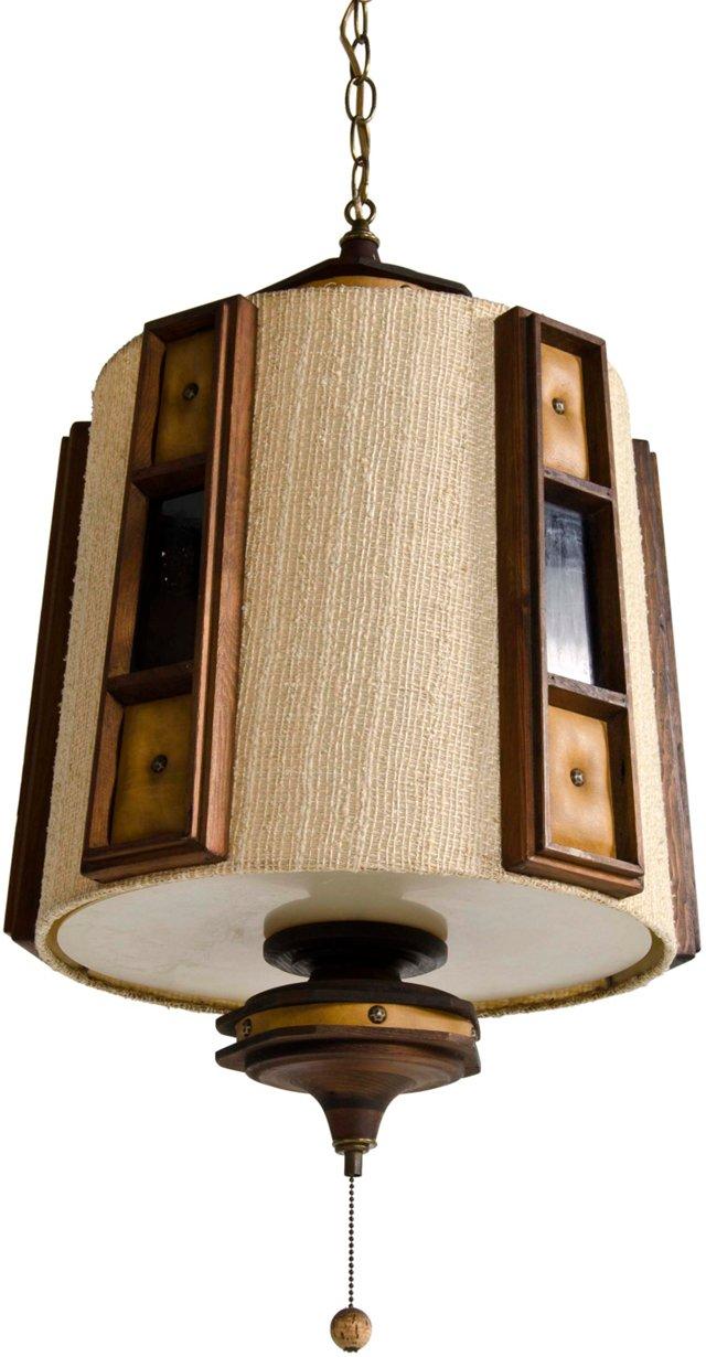 1960s Funk Hanging Lamp