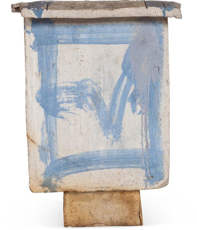 Dennis Gallagher 2-Piece Ceramic Planter