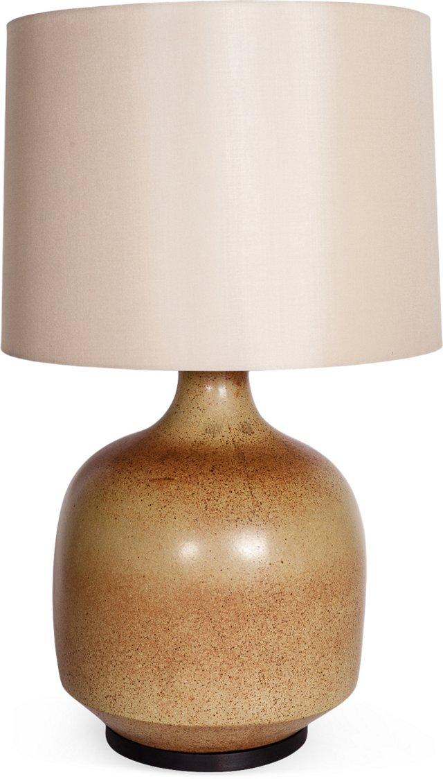 David Cressey Sienna-Yellow Table Lamp