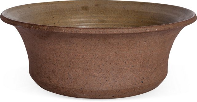 Robert Maxwell Hand-Thrown Studio Bowl I