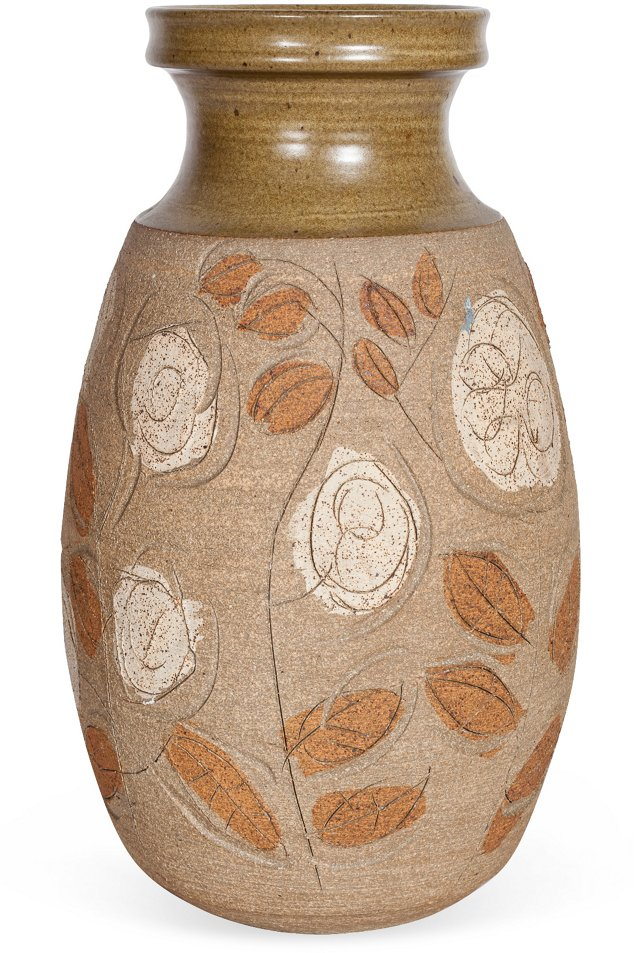 Victoria Littlejohn Floral Vase
