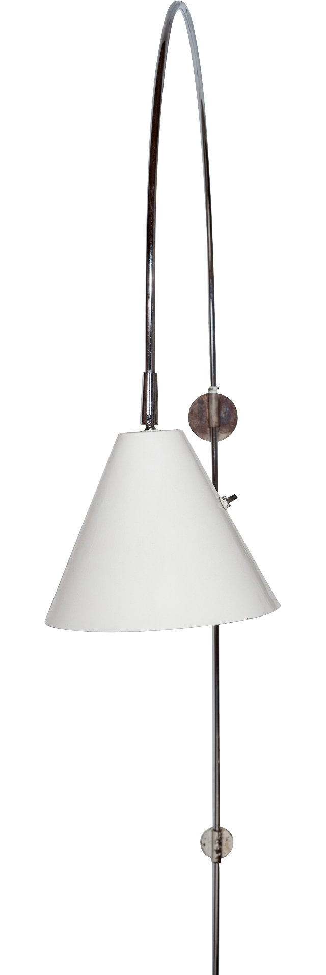 Italian Articulated Wall Mount Lamp