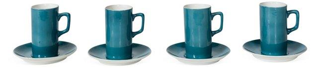 Freeman Lederman Espresso Set, 8 Pcs.