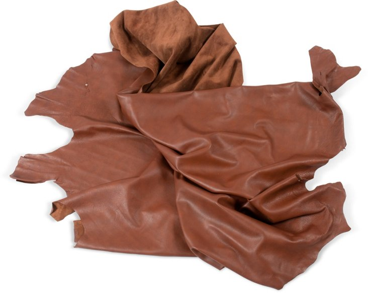 Leather Hide, Brown