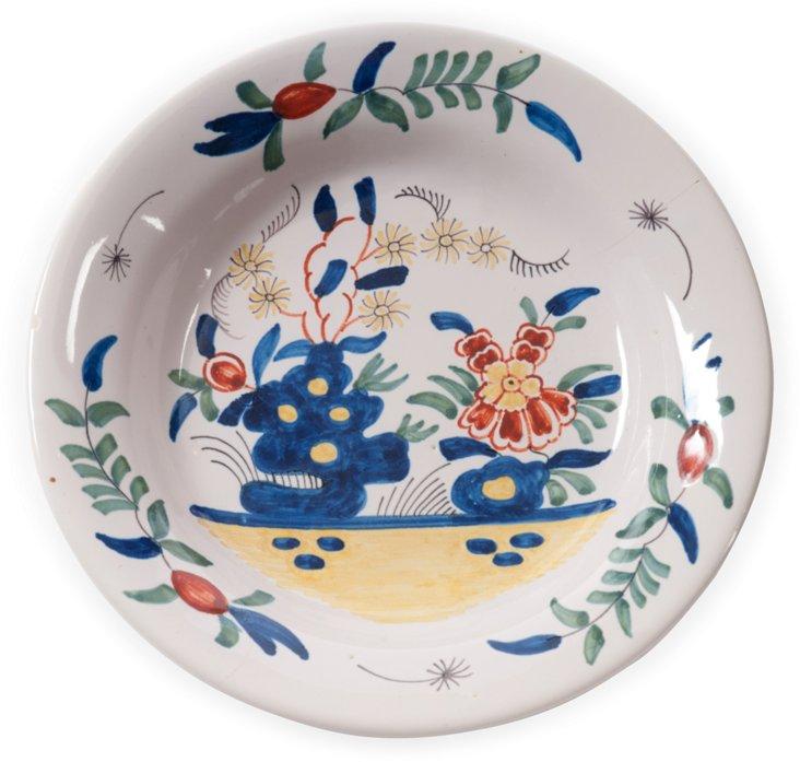 Small Delft Plate