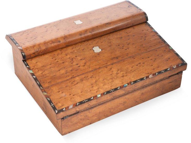 C. 1850 Letter Box