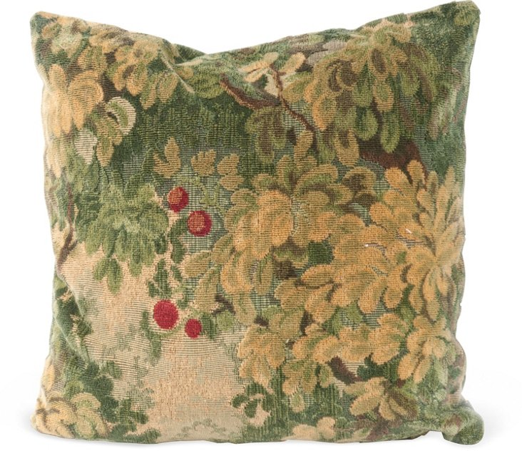 Large Tapestry Pillow