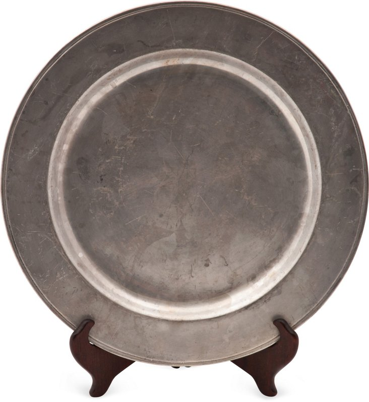 Serving Charger w/ Stand III
